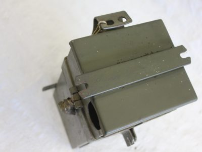 4404-29 NOS Military Battery Box and Lid