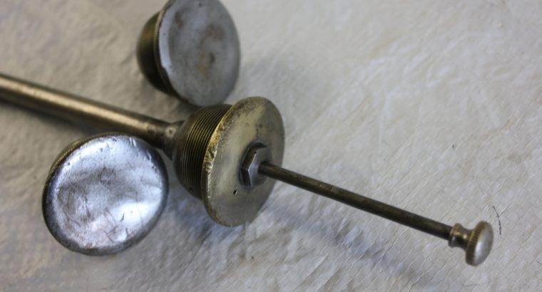 3517-25 Gun and 3507-16 Fuel Caps