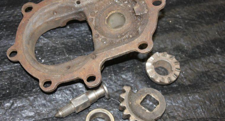 J Model Transmission and Starter parts