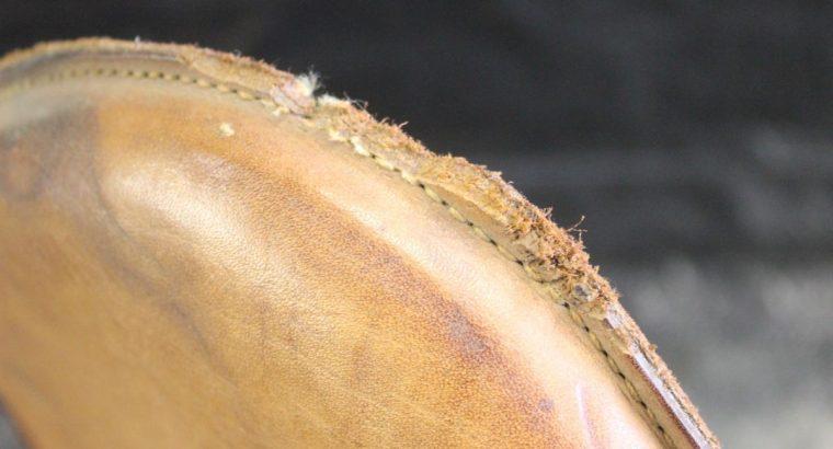 Mesinger Solid Pan Vented Saddle