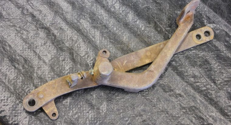 LATE JD Sidebar and Brake Lever
