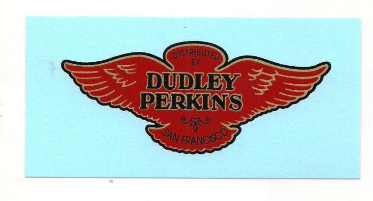 HARLEY DAVIDSON DEALER DECALS 40'S & 50'S -SEVERAL