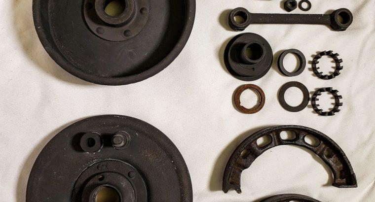 Springer Front Brake