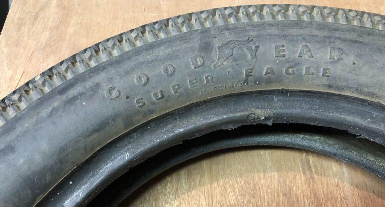 Goodyear Super Eagle 5.00-16 Original