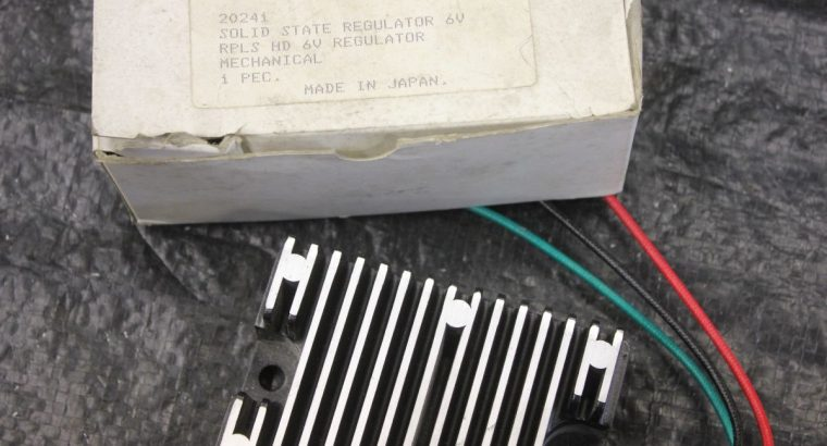 Solid State Regulator for 6 Volt / Dixie