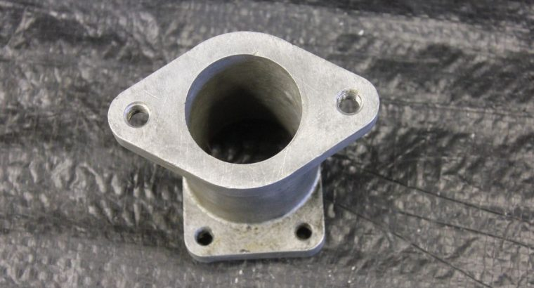 Adapter for Linkert to Tillotson Carburetor Intake