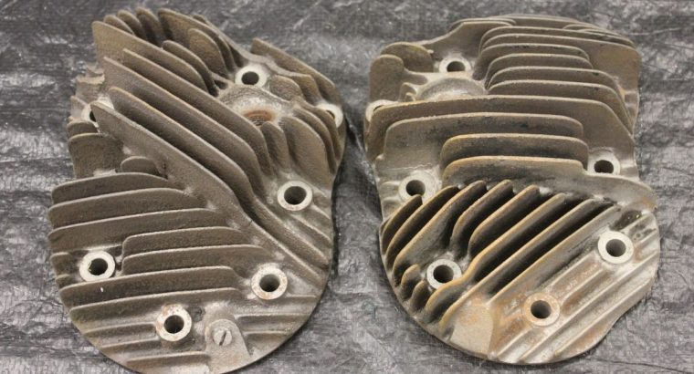 UL Cast Iron Heads / Pair