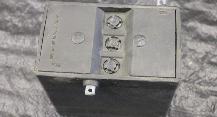 NOS Wisco 6 Volt H1 Battery / USA