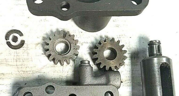 1937-1973 Side Valve Scavenger Oil Pump WL UL 396