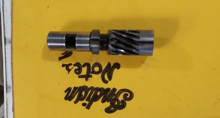 OEM 1938-1947 Indian Chief Cast Iron Oil Pump Feed