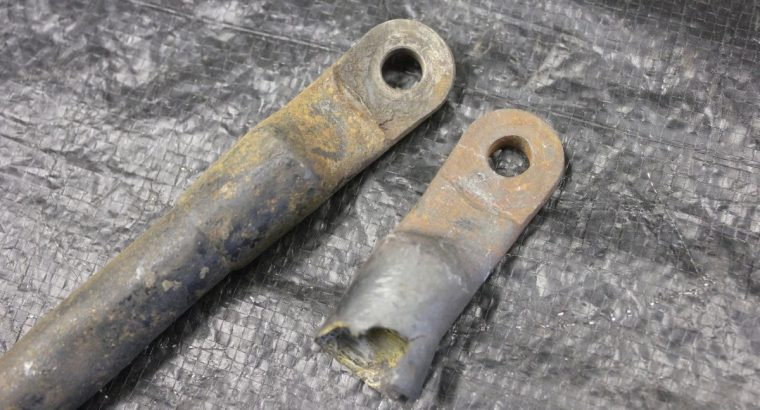 """1930 """"ONE YEAR ONLY"""" VL Spring Leg Lugs"""