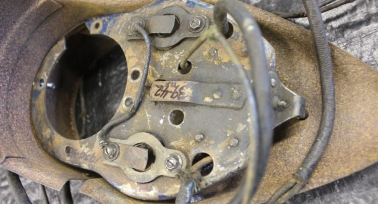 Knuckle / Flatty / Big Twin Dash Assembly 1939-42