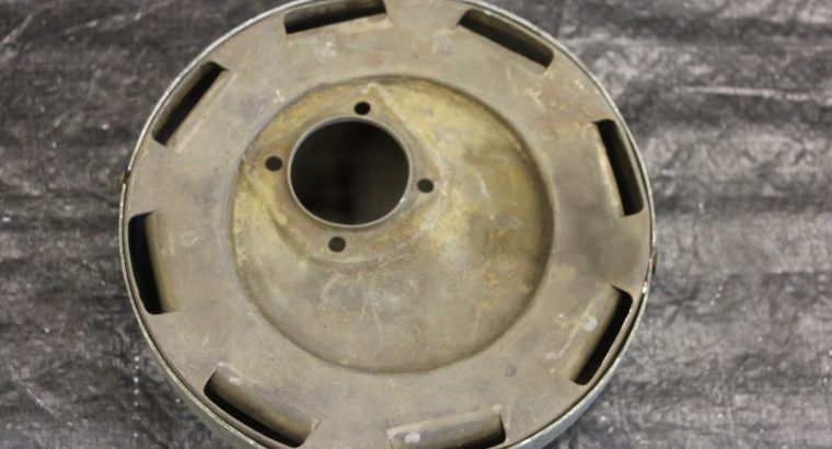 Panhead Era Bird 7″ Air Cleaner Cover and plate