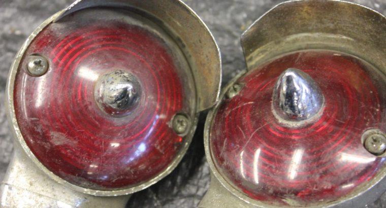 Panhead / Shovelhead Marker Lights / Bullets