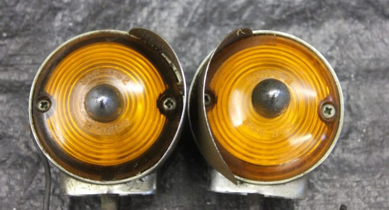Guide Rear Marker Lights with Bullets