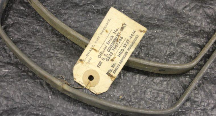 Narrow Brace Fender Set
