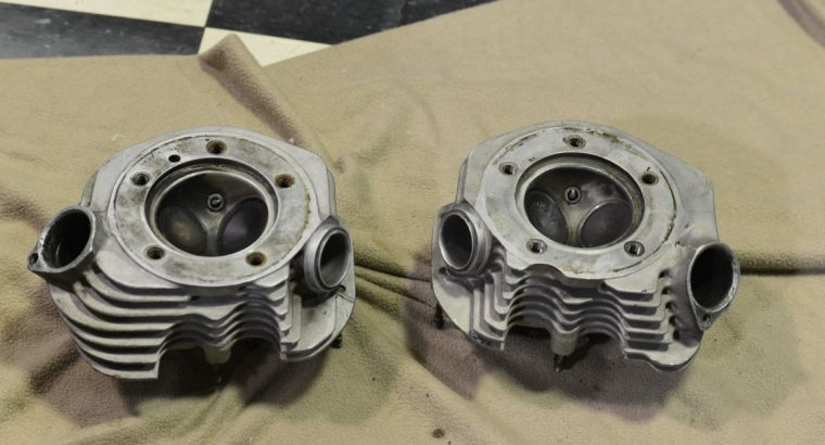 Harley Davidson Shovelhead Heads for Big Bore