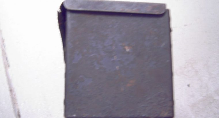 INDIAN Leather Tool Boxes