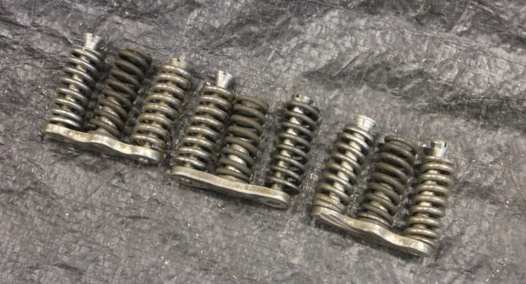 VL Clutch Sector, Spring and Screw Set