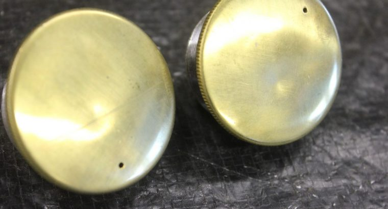 VL Fuel Caps / Brass NEW Production