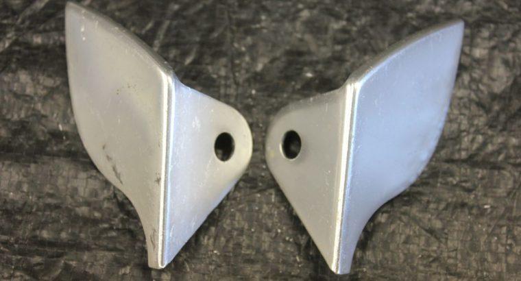 Harley Davidson NOS Windshield Air Deflectors