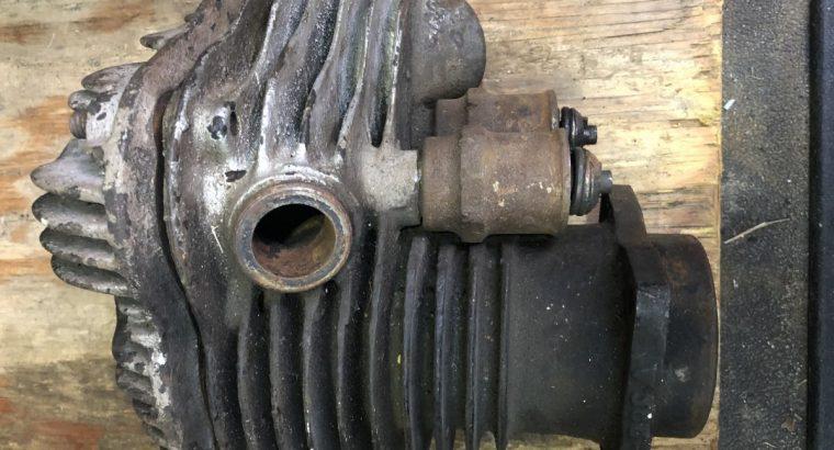 "Harley DL 45"" cylinders"
