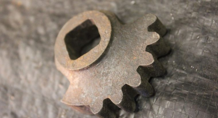 EARLY J STARTER CRANK GEAR / 6 Tooth