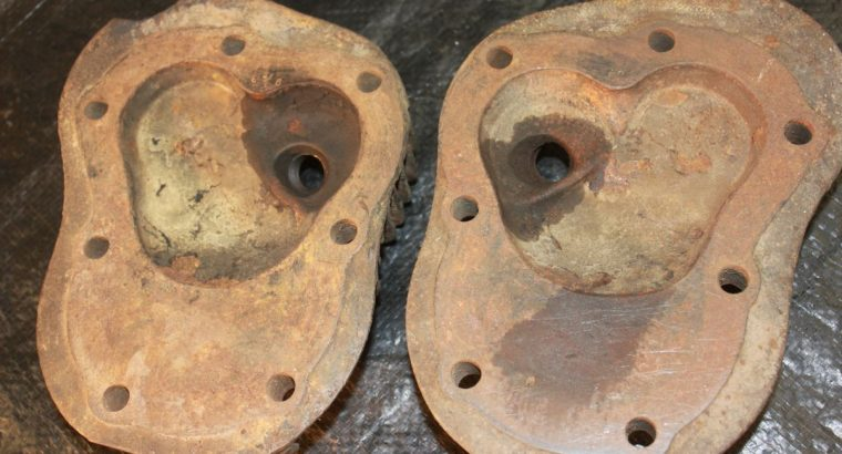 VL HEADS / FRONT AND REAR / 7 BOLT