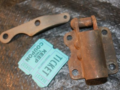ORIGINAL HD JIFFY LEG BRACKET AND SPRING ANCHOR