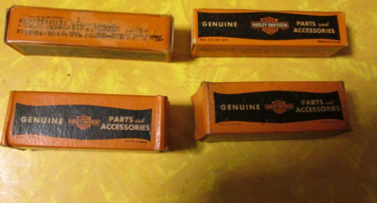 NOS Harley Flathead 45 Knucklehead Piston Pins