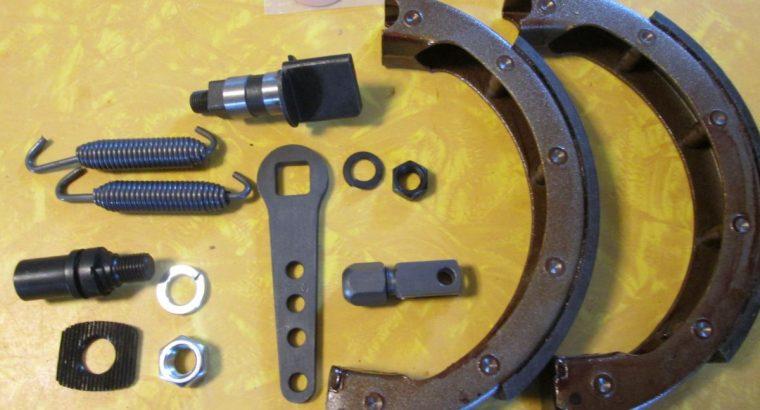 Harley Knucklehead Springer Front Brake Kit