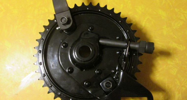 New Harley 45 Complete Rear Brake Assembly