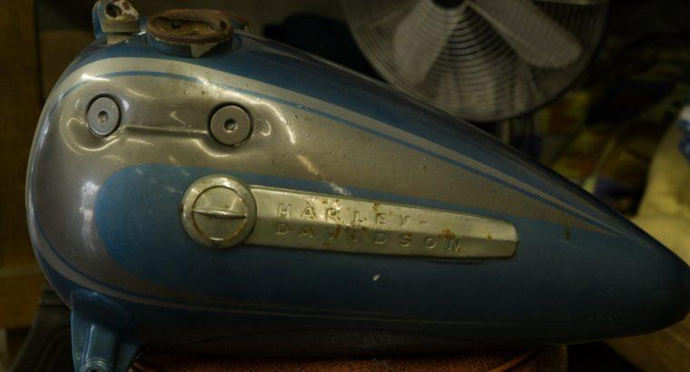 Harley Davidson 1948-1950 gas tank