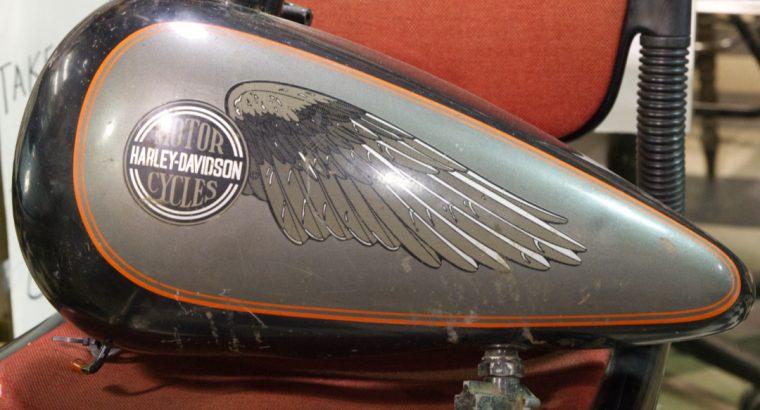 AMF/Harley Davidson shovel head gas tank