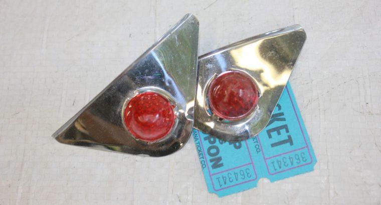 ACCESSORY SPOT LAMP VISORS / JEWEL INDICATORS