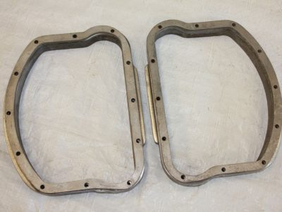 PANHEAD VALVE COVER D-RINGS AND REINFORCEMENTS